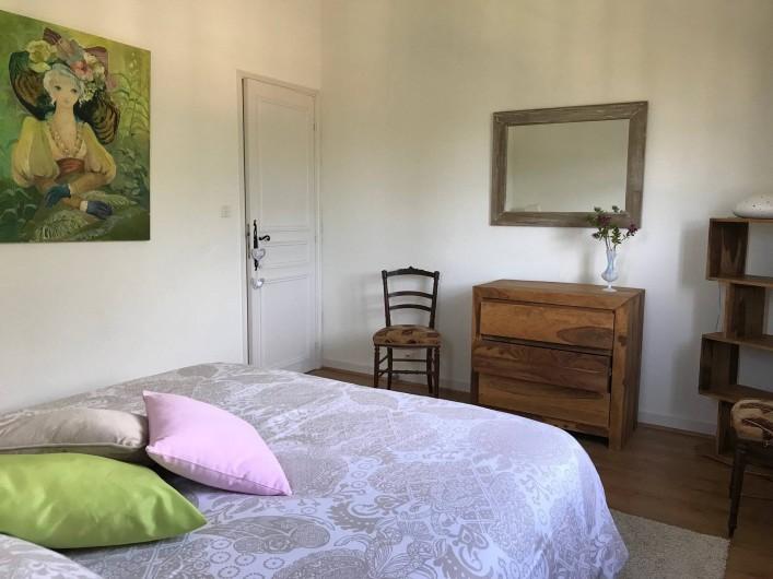 Location de vacances - Villa à Peymeinade - chambre 1 1er étage