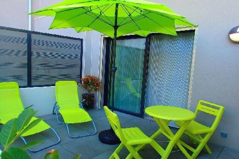 Location de vacances - Studio à Propriano