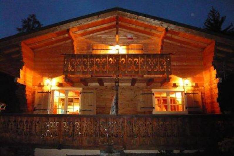 Location de vacances - Chalet à Servoz