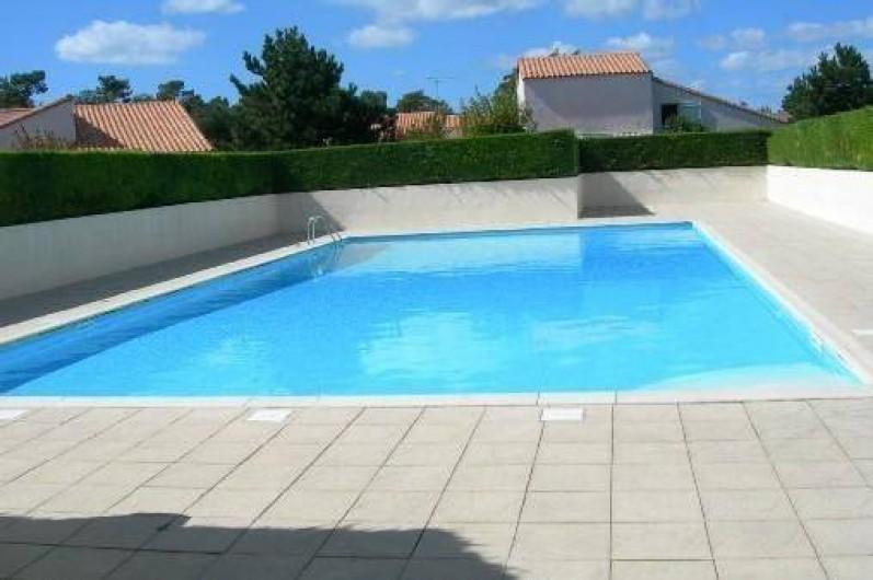 Location de vacances - Maison - Villa à Saint-Vincent-sur-Jard