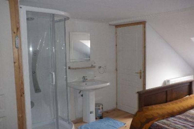 Location de vacances - Chambre d'hôtes à Amont-et-Effreney - Chambre n°3