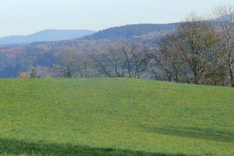 Location de vacances - Chambre d'hôtes à Amont-et-Effreney - La chaîne des Ballons
