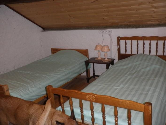 Location de vacances - Chambre d'hôtes à Amont-et-Effreney - Gîte