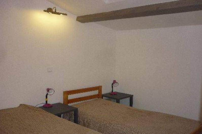 Location de vacances - Gîte à La Roquebrussanne