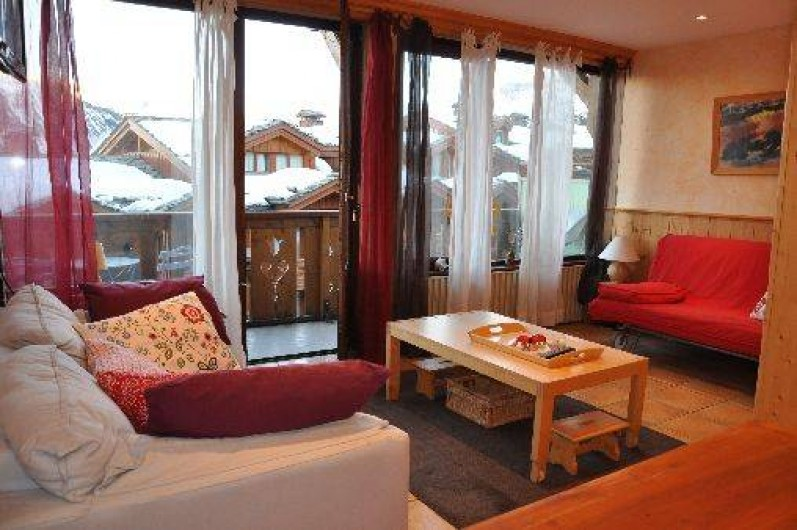 location appartement ski courchevel 1850