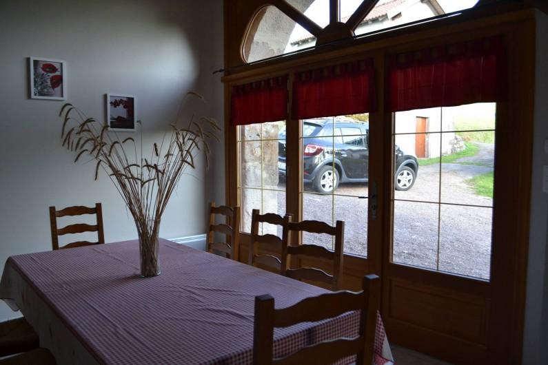 Location de vacances - Gîte à Saint-Bresson