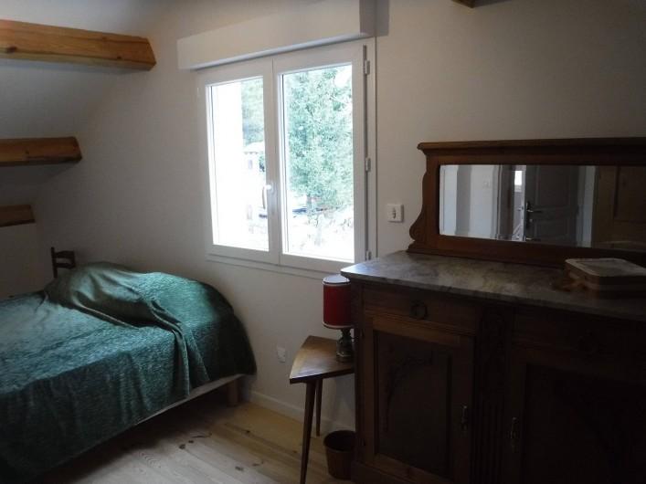 Location de vacances - Chalet à Villesoule - chambre 1