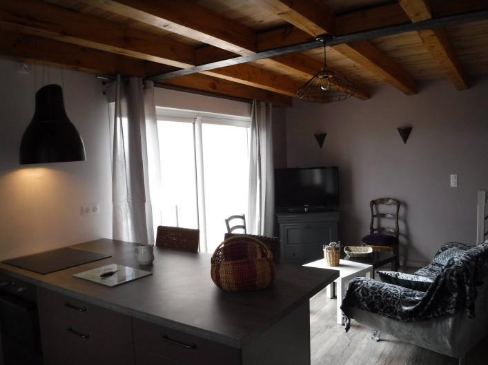 Location de vacances - Chalet à Villesoule - sejour