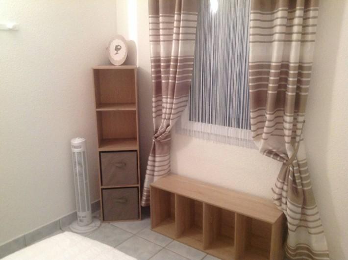 Location de vacances - Appartement à Le Barcarès - chambre 1