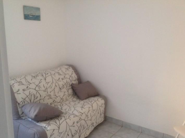 Location de vacances - Appartement à Le Barcarès - chambre 2