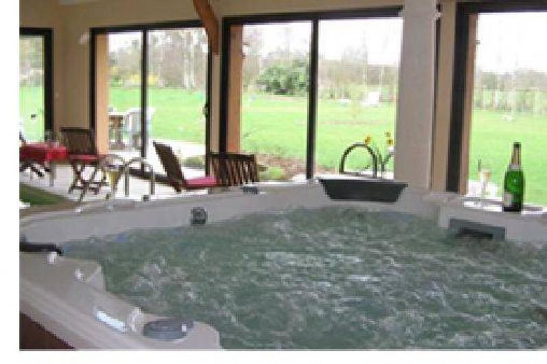 Chambres d 39 h tes avec piscine et jacuzzi gonneville sur honfleur en calvados basse normandie - Chambre d hote honfleur et environs ...