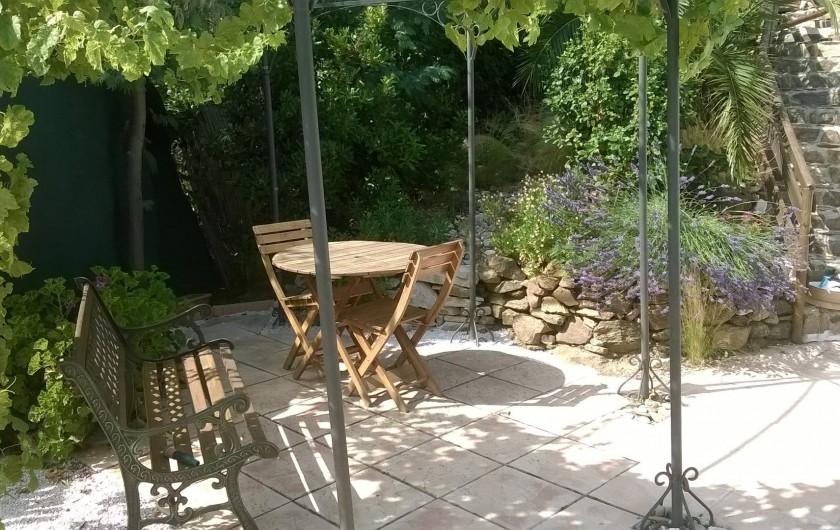 Location de vacances - Appartement à Cavalaire-sur-Mer - Coin tranquilité