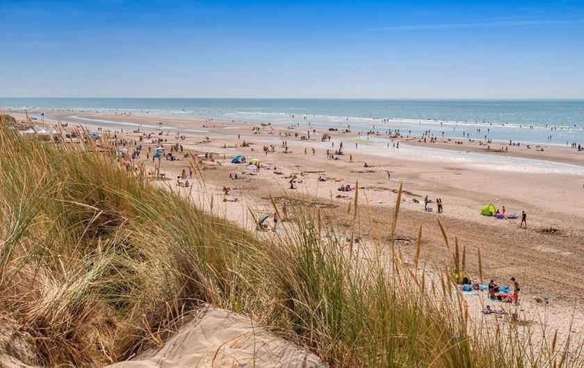 Location de vacances - Bungalow - Mobilhome à Camiers - plage