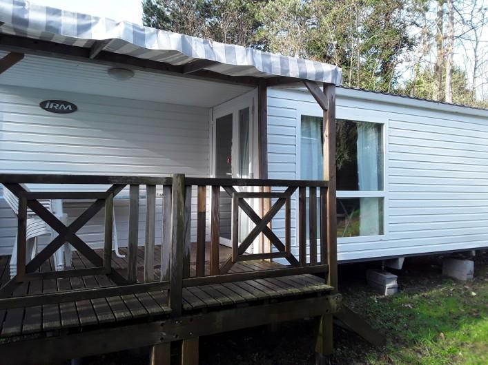 Location de vacances - Bungalow - Mobilhome à Camiers - MB  G06( 5pl )