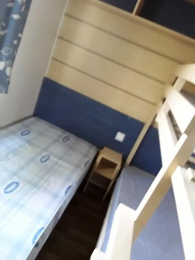 Location de vacances - Bungalow - Mobilhome à Camiers - MB G06 (5pl )