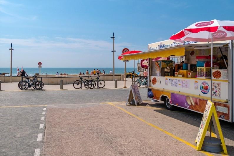 Location de vacances - Bungalow - Mobilhome à Camiers - bord de plage