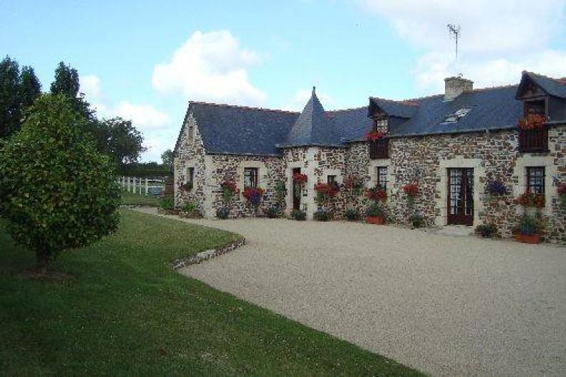 Location de vacances - Chambre d'hôtes à Trégomeur