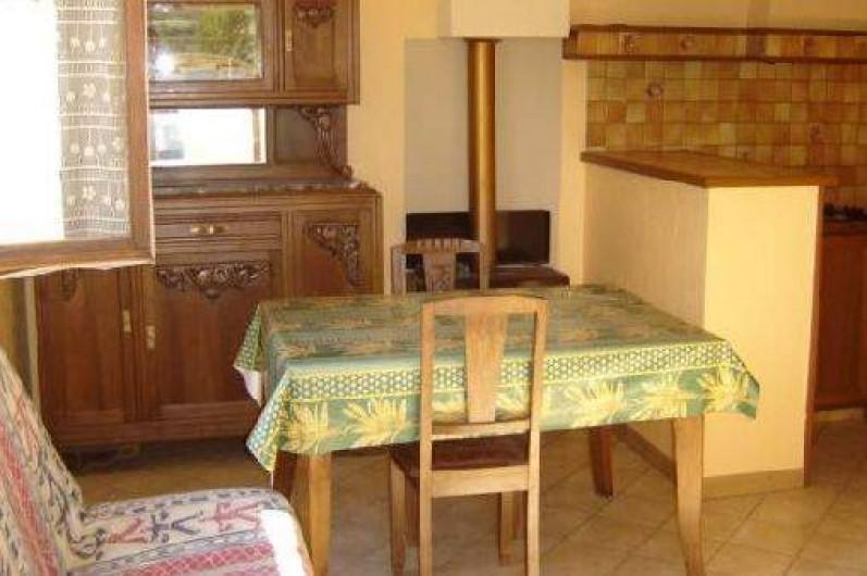 Location de vacances - Appartement à Saint-André-les-Alpes