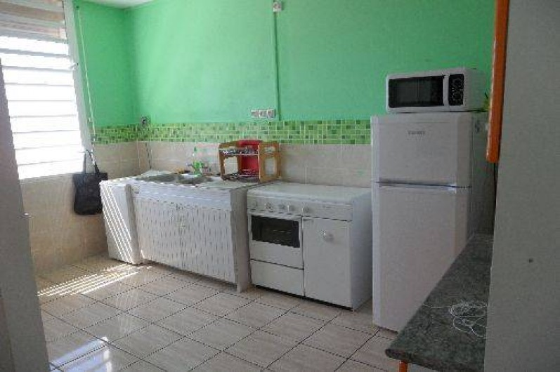 Location de vacances - Appartement à Le Gosier