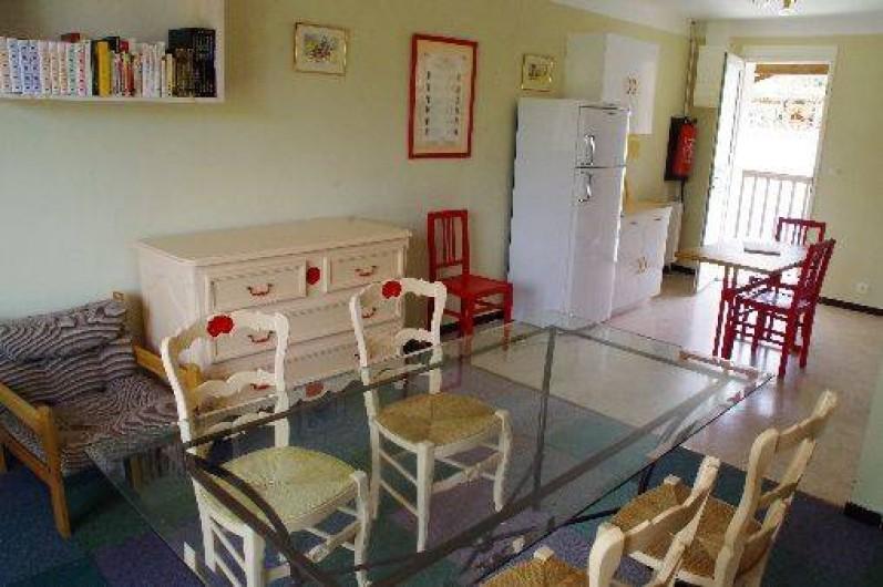 Location de vacances - Appartement à Pontevès