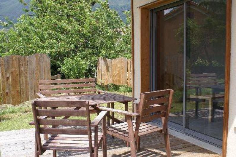 Location de vacances - Chalet à Arignac