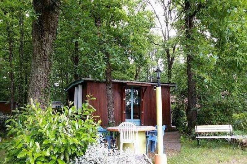 Location de vacances - Bungalow - Mobilhome à Saint-Capraise-d'Eymet