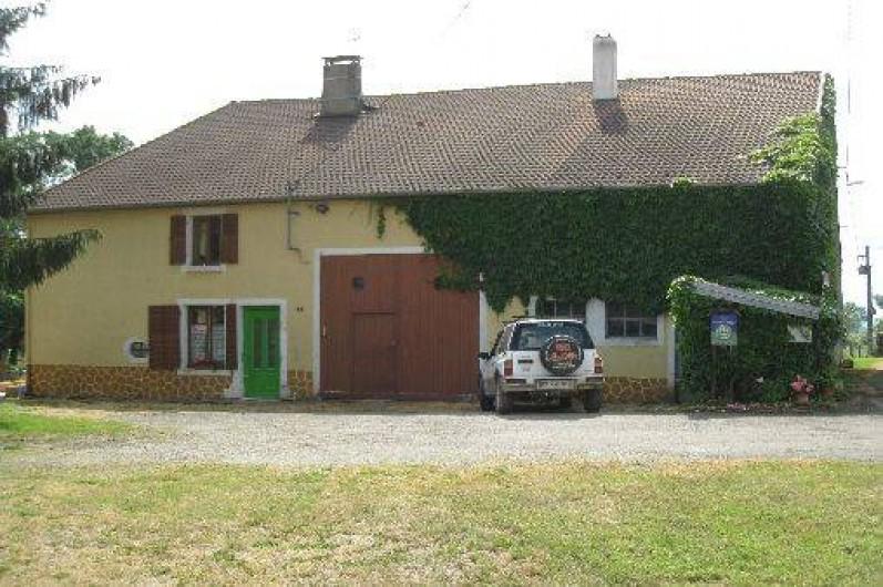 Location de vacances - Chambre d'hôtes à Le Châtelet-sur-Meuse