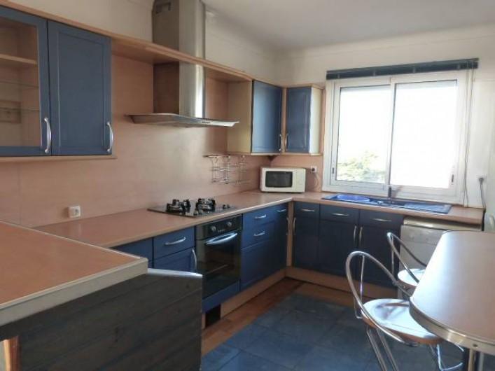 Location de vacances - Appartement à Barbâtre - Cuisine