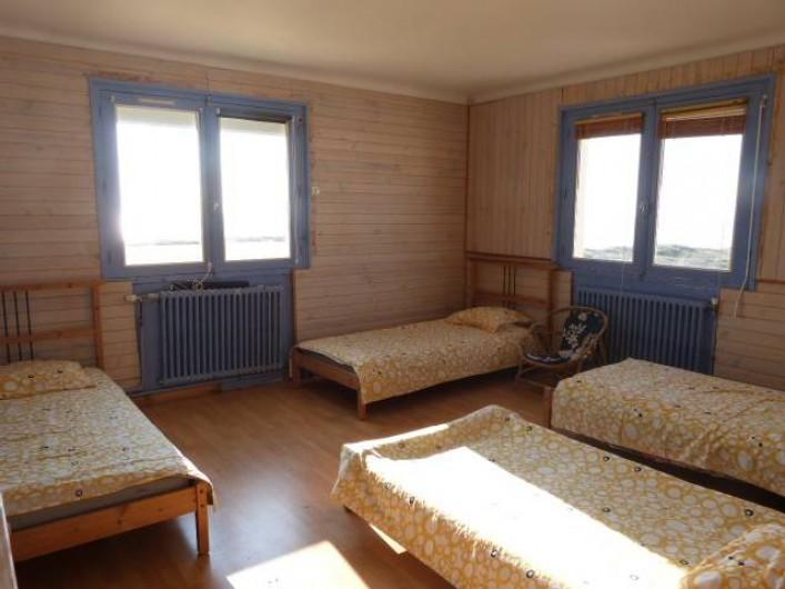 Location de vacances - Appartement à Barbâtre - Chambre 3