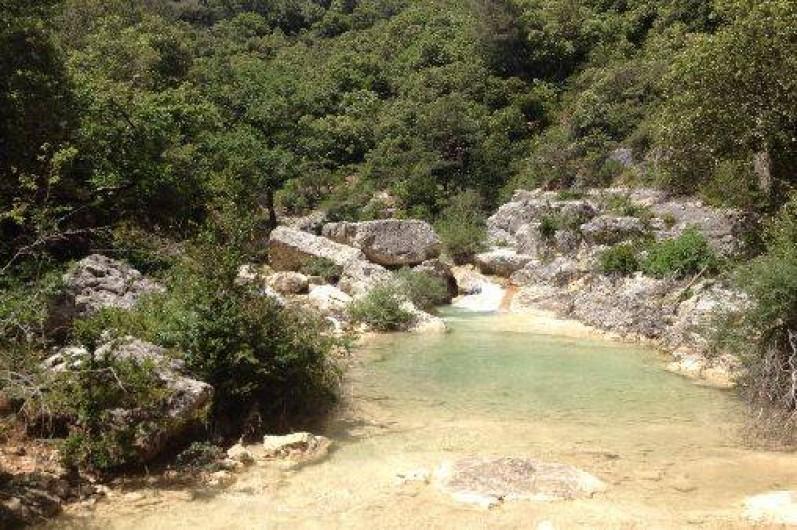 Location de vacances - Mas à Ampus