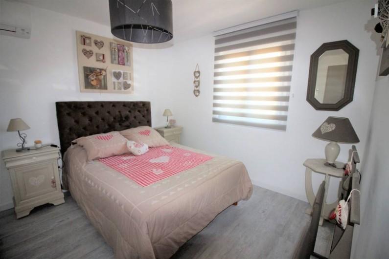 Location de vacances - Appartement à Roquebrune-sur-Argens - CHAMBRE