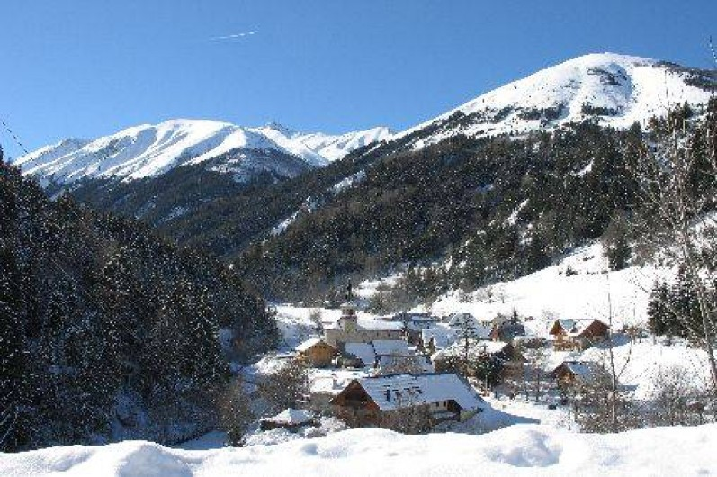 Location de vacances - Chalet à Saint-Jean-d'Arves - village