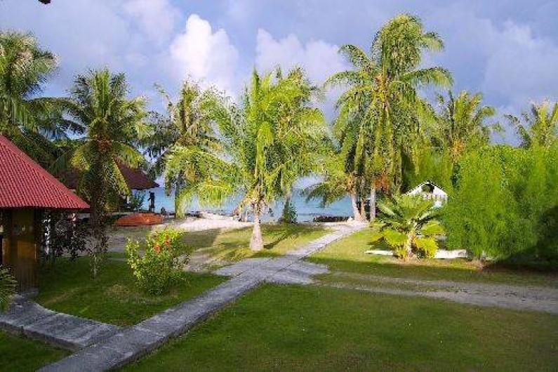 Location de vacances - Bungalow - Mobilhome à Rotoava