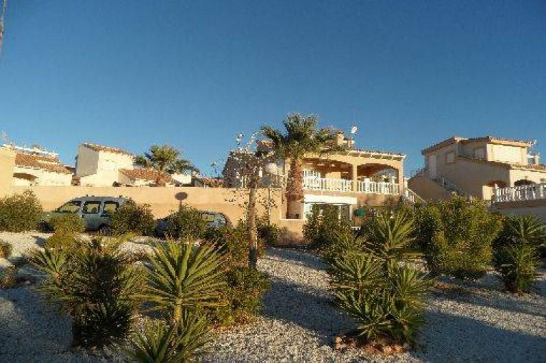 Location de vacances - Villa à Torrevieja