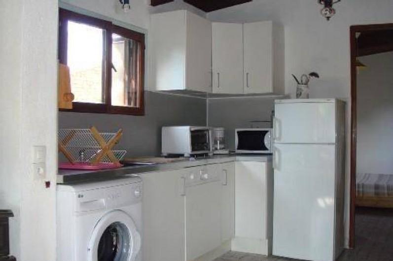 Location de vacances - Maison - Villa à Coti-Chiavari - cuisine