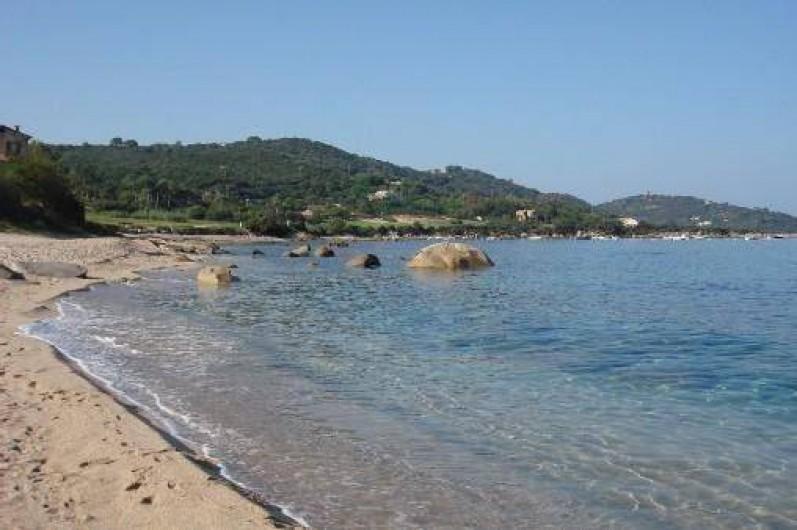 Location de vacances - Maison - Villa à Coti-Chiavari - plage de Portigliolo à 1 km