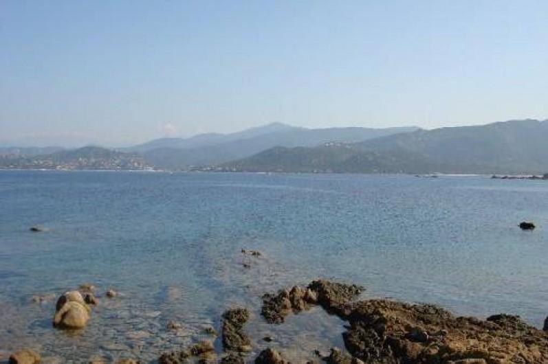 Location de vacances - Maison - Villa à Coti-Chiavari - plage de Portigliolo