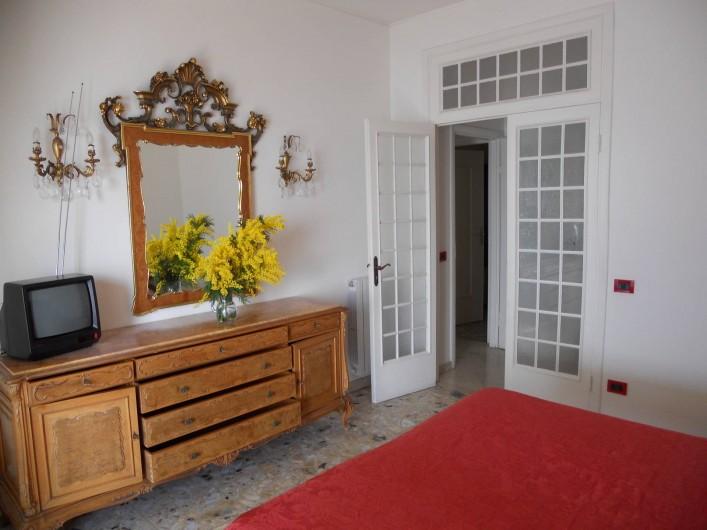 Location de vacances - Appartement à Ospedaletti - chambre nr. 1 autre coin