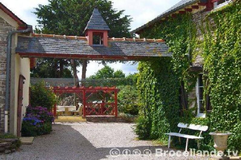 Location de vacances - Gîte à Iffendic