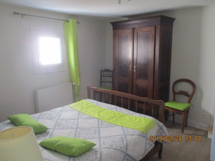 Location de vacances - Chambre d'hôtes à Eguisheim - 3 ème chambre du Gite