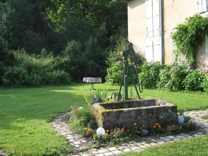 Location de vacances - Gîte à Saint-Maurice-aux-Forges