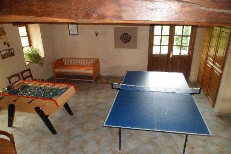 Location de vacances - Gîte à Saint-André-en-Morvan