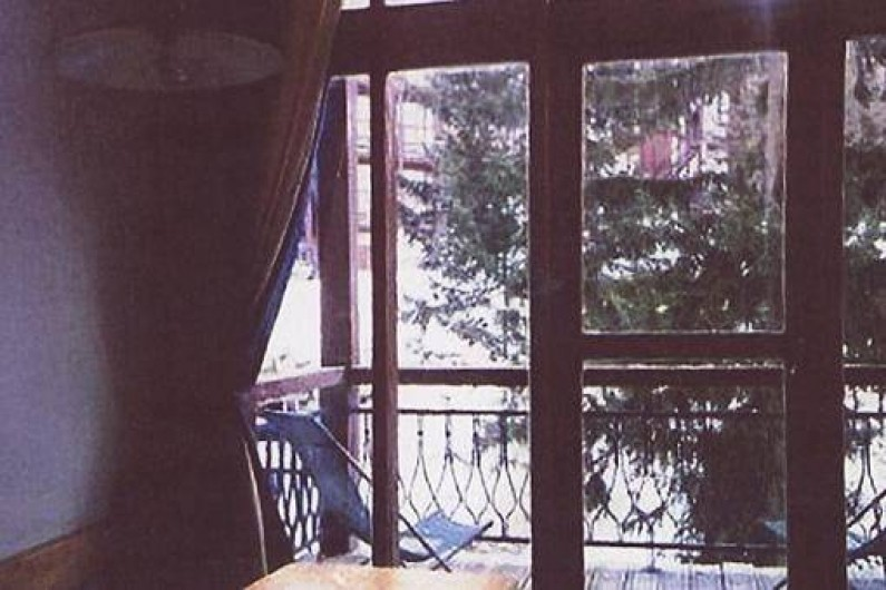 Location de vacances - Appartement à Bourg-Saint-Maurice - Balcon