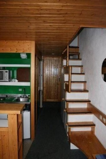 Location de vacances - Appartement à Bourg-Saint-Maurice - Hall d'entrée