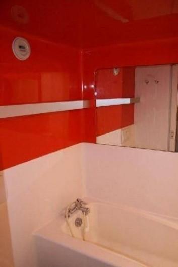 Location de vacances - Appartement à Bourg-Saint-Maurice - Salle de bain