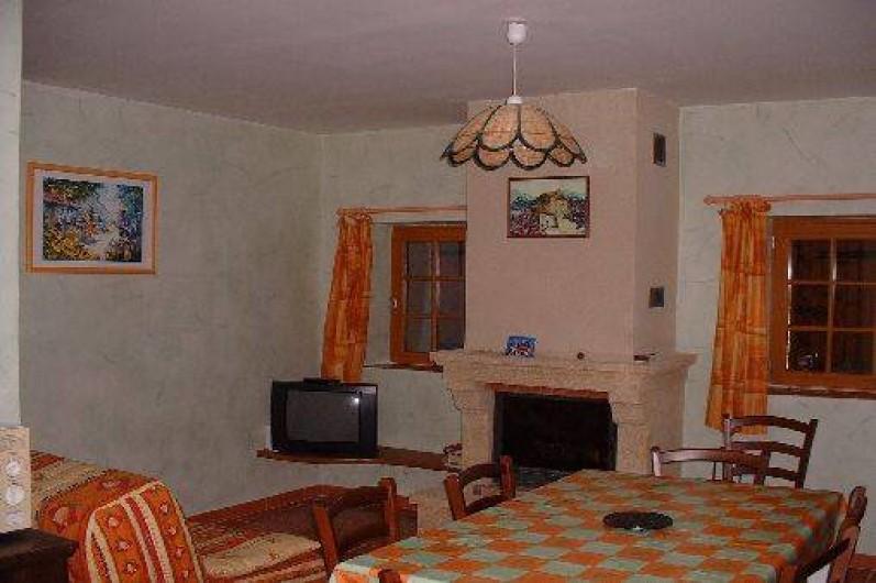 Location de vacances - Gîte à Divajeu