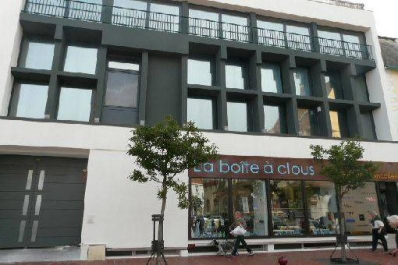 Location de vacances - Appartement à Le Touquet-Paris-Plage