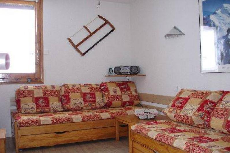 Location de vacances - Appartement à Les Menuires