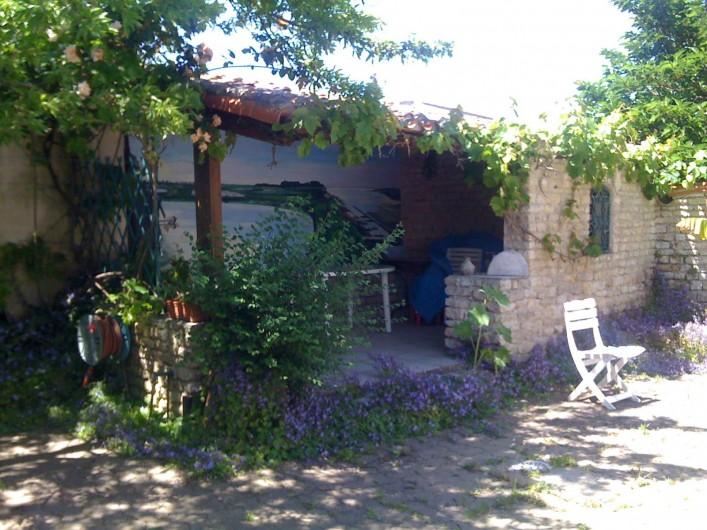 Location de vacances - Maison - Villa à Ars-en-Ré - cour