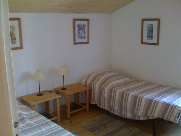Location de vacances - Maison - Villa à Ars-en-Ré - chambre